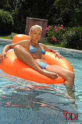 Amy Wild Savannah Secret inflatable